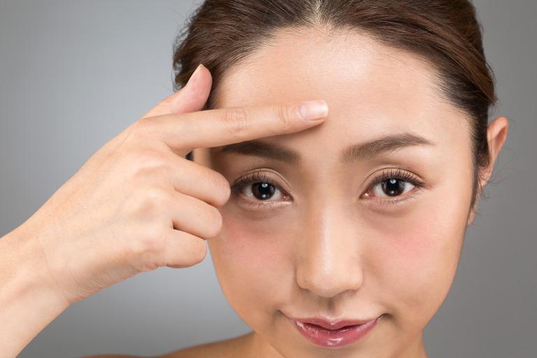エレガンスプードルパウダーのツヤ肌を出す使い方
